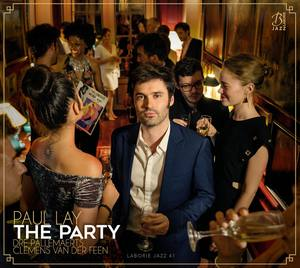 couverture de l'album The Party de Paul Lay