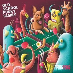 Clin d'œil à Old School Funky Family