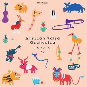 Sortie de l'album «African Salsa Orchestra»