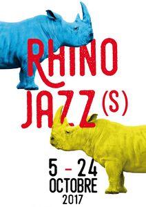 Rhino Jazz(s) Festival 2017 – La programmation
