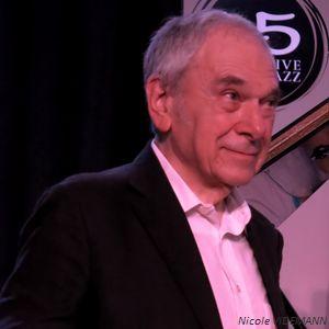 René Urtreger en concert au Bémol 5