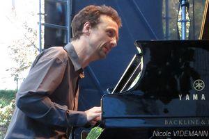 Le pianiste Pierre de Bathmann © Nicole Videmann