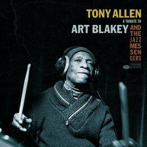 Tony Allen annonce la sortie d'un EP en hommage à Art Blakey