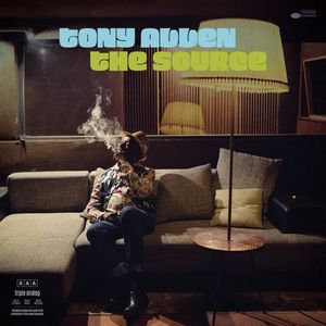 The Source, premier album de Tony Allen chez Blue Note