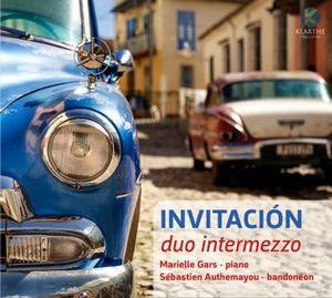 Le Duo Intermezzo présente «Invitación»