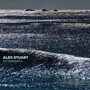 """Couverture de l'album """"Aftermath"""" du guitariste Alex Sytuart"""