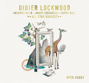 « Open Doors », le nouvel album de Didier Lockwood