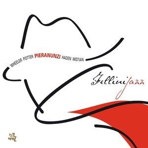Couverture de l'album du pianiste Enrico Pieranunzi publié en 2003 chez Cam Jazz