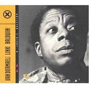 """Couverture de l'album """"A Lover's Question"""" (Label Bleu/Harmonia Mundi) avec James Baldwin et David Linx"""
