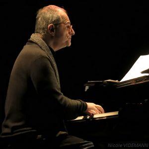 Le pianiste Enrico Pieranunzi le 02 décembre 2017 au misée des Confluences de Lyon