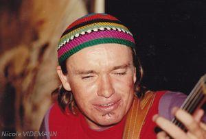 Jaco Pastorius-juillet 1983-Nice©Nicole Videmann