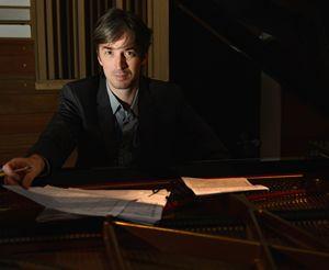 Olivier Calmel, pianiste et compositeur