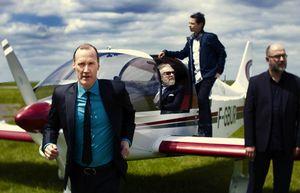 Le quartet Linx-Ceccarelli-Goualch-Imbert aux commandes de l'album 7000 Miles