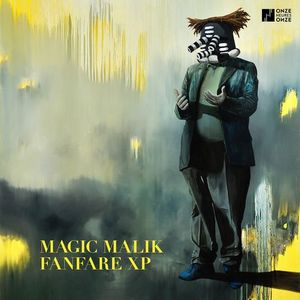 Nouvel album de Magic Malik, « Magic Malik Fanfare XP »