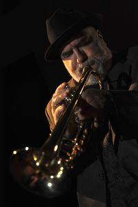 Le trompettite Randy Brecker