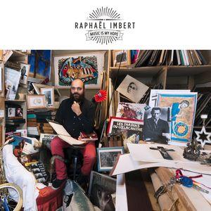 """Couverture de l'album """"Music Is My Hope"""" de Raphaël Imbert"""
