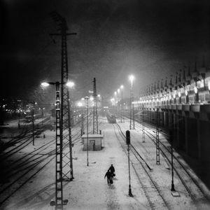 """photo de Tamas Andok illustrant le livert de l'album """"Murmures"""""""