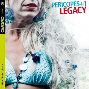 "Couverture de l'album ""Legacy"" du groupe ""Periscopes+1"""