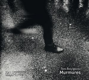 "Couverture de 'album ""Murmures"" de Tom Bougeois"
