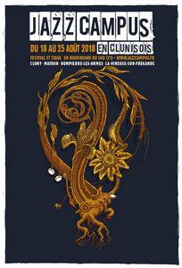Jazz Campus en Clunisois 2018 – 23 août 2018