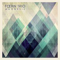 """Couverture de l'album """"Magnésie"""" du Foehn Trio"""