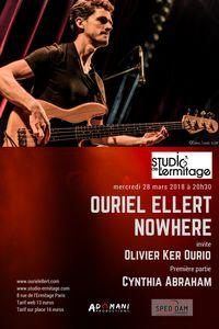 Ouriel Ellert de retour au Studio de l'Ermitage