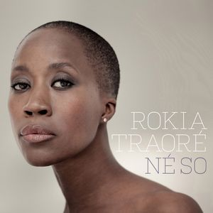 "Couverture de l'album ""Né So"" de Rokia Traore"