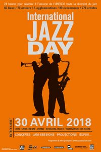 Jazz Day 2018 à Lyon et sur le territoire métropolitain