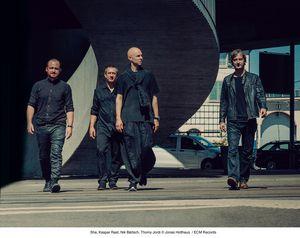 Le groupe Nik Bärtsch's Ronin