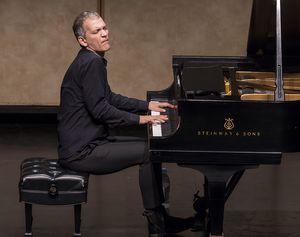 le pianiste Brad Mehldau dans la saison 2018/19 à l'Auditorium de Lyon
