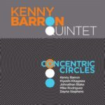 "Couverturede l'album ""Concentric Circles"" du pianiste Kenny Barron"