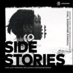 """Couverture de l'album """"Side Stories"""" de Thomas Bramerie"""