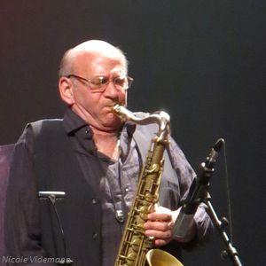 Le saxophoniste Dave Liebman au festoval A Vaulx Jazz en 2015