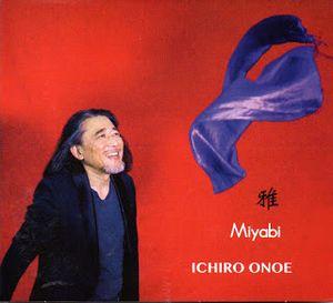 "Couverture de l'album ""Miyabi"" de Ichiro Onoe"