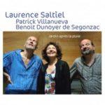 """Couverture de l'album """"Jardin après la pluie"""" de Laurence Saltiel"""