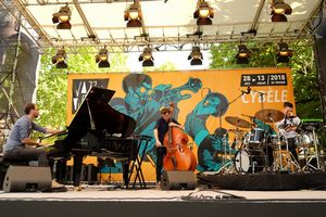 Tremplin national RéZZo FOCALJazz à Vienne 2018, Foehn Trio