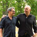 Christophe Monniot-Didier Ithursarry au Concert Pique-nique de Jazz Campus en Clunisois 2018