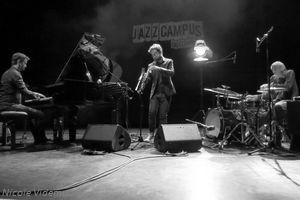 Dadada à Jazz Campus en Clunisois, le 24 aout 201