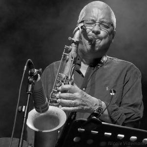 Andy Shappard au saxophone tenor dans Letters to Marlene à Jazz Campus en Clunisois le 22 aout 2018