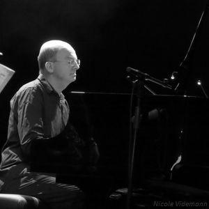 Le pianiste Guillaume de Chassy dans Letters to Marlene à Jazz Campus en Clunisois le 22 aout 2018