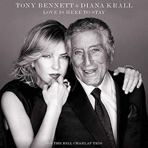 "Tony Bennett & Diana Krall en duo sur ""Love Is Here To Stay"""