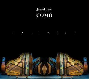 """Couverture de l'album """"Infinite"""" du pianiste Jean-Pierre Como"""