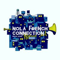 Clin d'œil à NOLA French Connection Brass Band