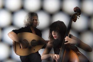 RV de Novembre de l'Opera Underground avec Kamilya Jubran et Sarah Murcia