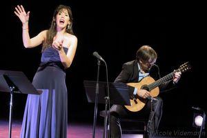 Estrellas Argentinas à Ambronay, Mariana Flores & Quito Gato