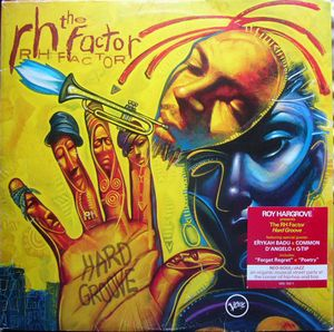 Couverture de l'album Hard Groove de Roy Hergrove avec The RH Factor