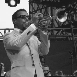 Disparition du trompettiste Roy Hargrove