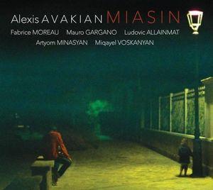 Alexis Avakian signe «Miasin»