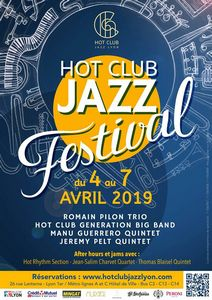 Hot Club Jazz Festival #2019