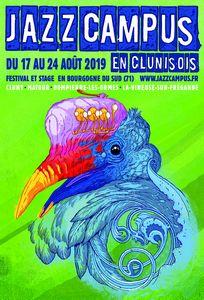 Visuel 2019 de Jazz Campus en Clunisois